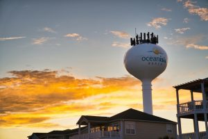 Ocean Isle Beach Water Tower | Suzanne Polino REALTOR