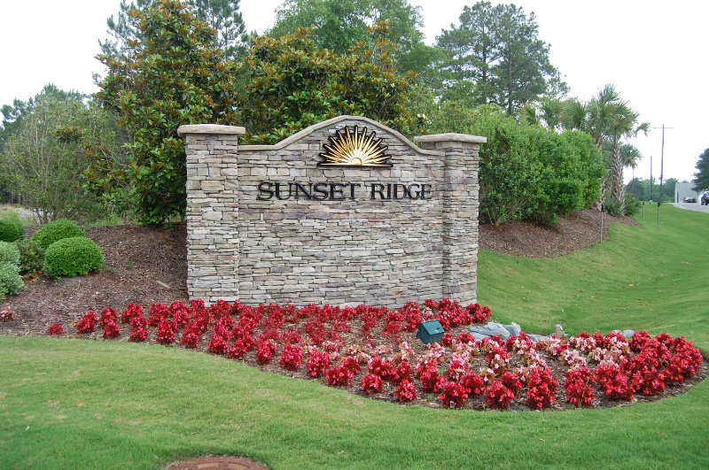Sunset Ridge Entrance | Suzanne Polino REALTOR