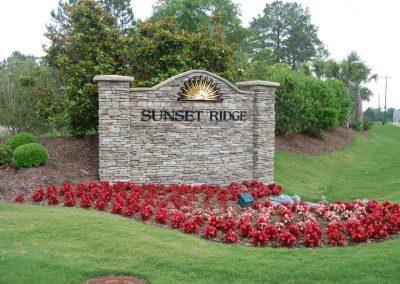 Sunset Ridge Entrance | Suzanne Polino REALTOR